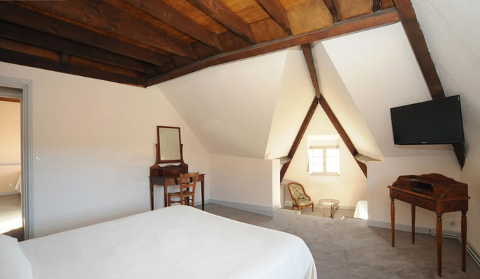 Chambre 3- Relais Saint Jacques - Collonges-la-Rouge