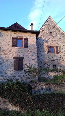 Chambre Hotes Moinard-Latouille-facade