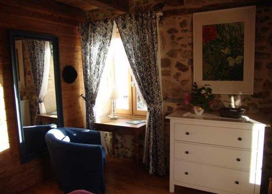 Chambre d'hôtes Espace champêtre-Chambre champetre