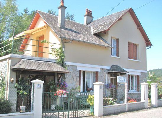 Chambre d'hôtes-Lavergne-Argentat (1)