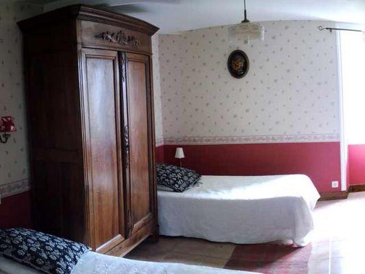 Chambres d'Hôtes Chez Mathieu - Chambre
