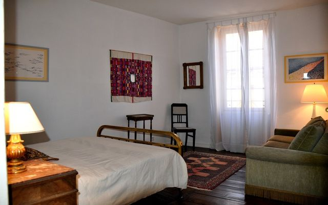 Chambres d'Hotes Le Heurtoir Rouge - Chambre 1