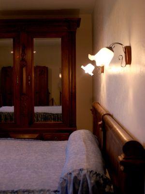 Chambres d'hôtes Mazeyrac - Lit