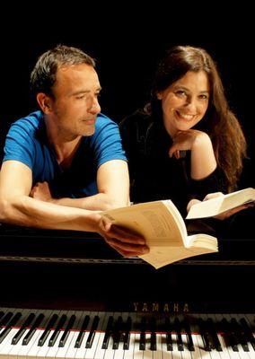 Chansons d'Ecrivains@FestivalTheatre Figeac
