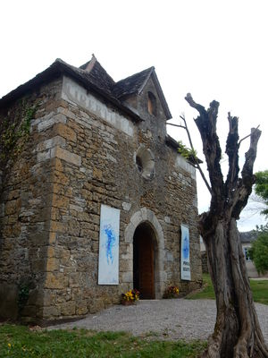 Carennac: Chapelle ND 1
