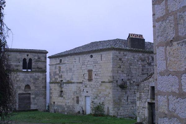 Flaugnac : Castrum