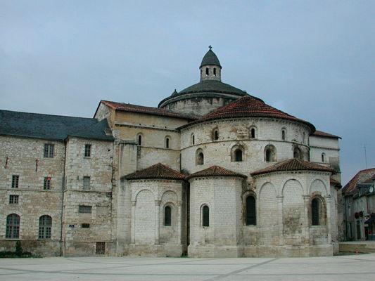 Souillac : Abbaye Sainte Marie de Souillac