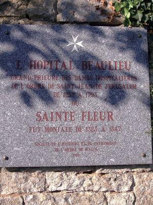 Issendolus : L'Hôpital-Beaulieu