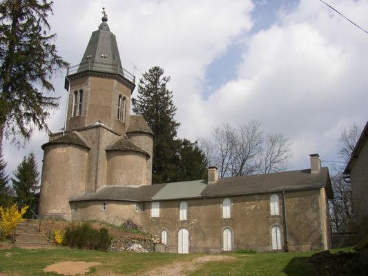Saint Jean La Gineste : Eglise Saint Joseph