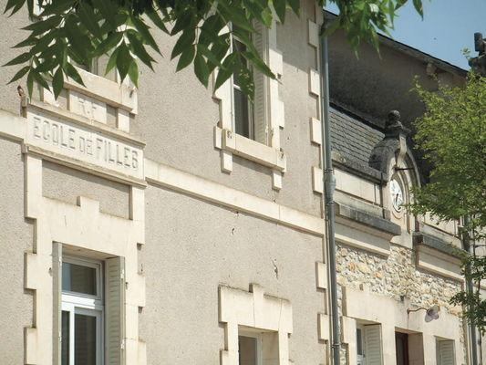 Lamothe Fénelon : Ancienne Ecole