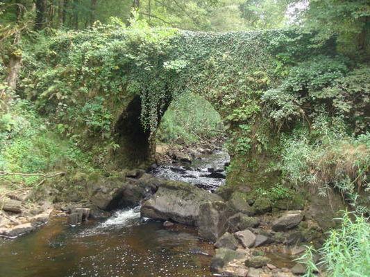 Comiac : Vieux Pont