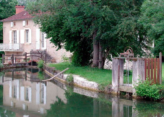 Gigouzac : Ruisseau Le Vert