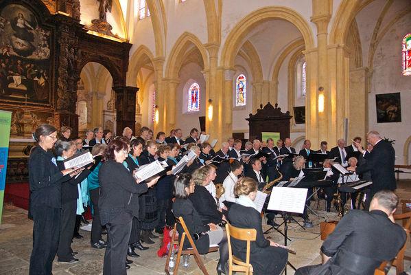 Concert Choeur de Figeac