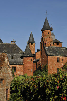 Collonges-la-Rouge- Relais Saint Jacques - Collonges-la-Rouge