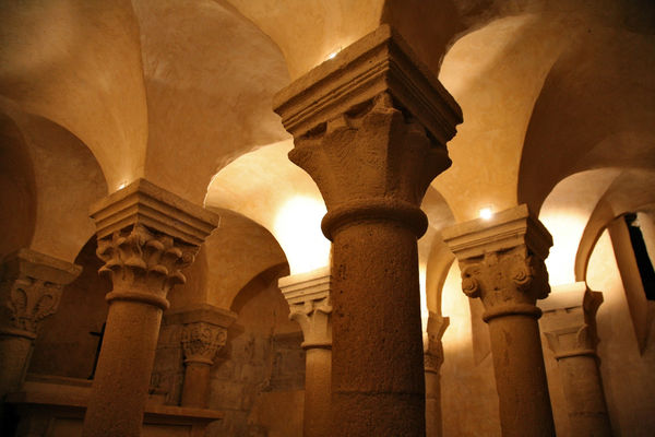 Crypte - Duravel Lot Tourisme - J. Morel