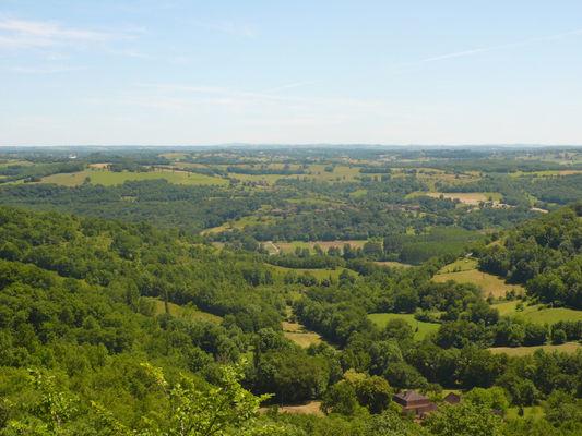 Panorama Béduer