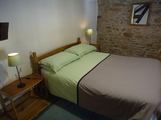 Marminiac Gîte Chêne Chambre lit double
