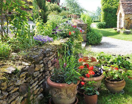 Le jardin de La Lysiane