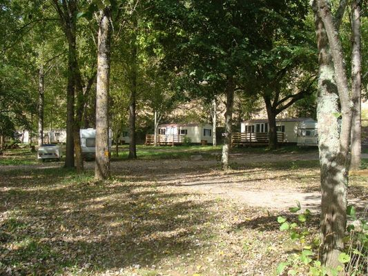 Camping Moulin Vieux - Brengues