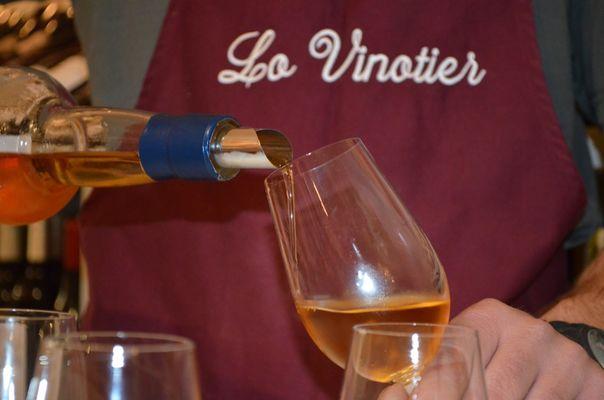 Dégustation Lo Vinotier 4