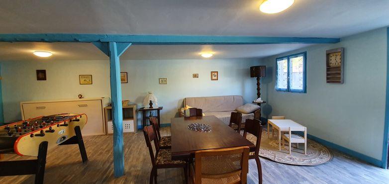 Domaine La Calprade - Le Corquelin - salon