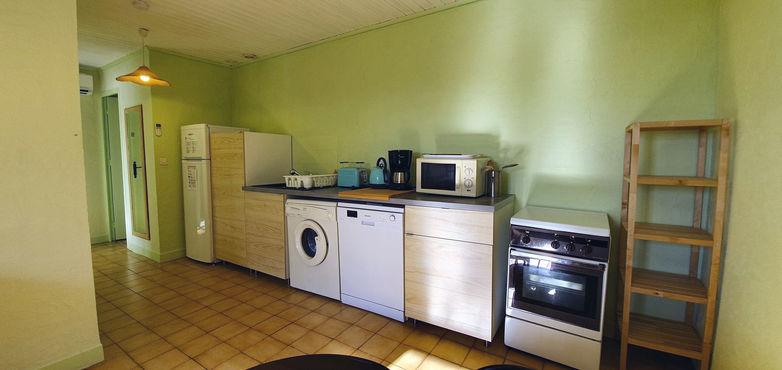 Domaine La Calprade - Zen - cuisine