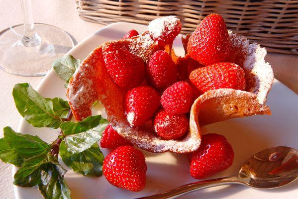 Domaine de Chanet-fraises