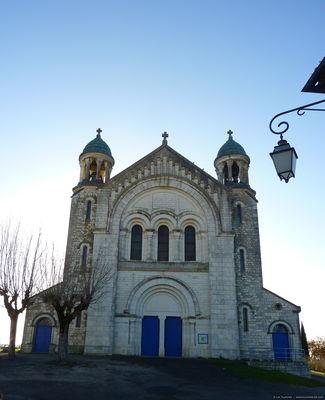 Castelnau Montratier - Eglise Saint-Martin