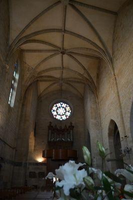 Eglise St Pierre - Rosace