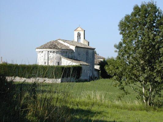 Eglise Russac