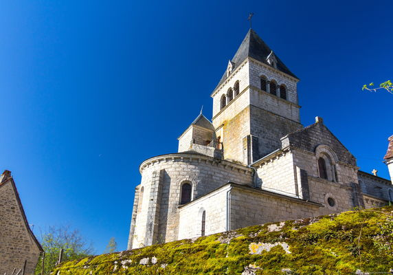Eglise de Caniac-du-Causse