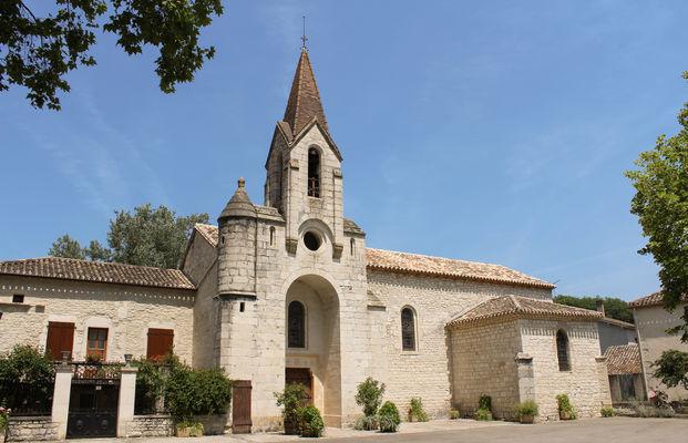 Eglise de Bagat-en-Quercy