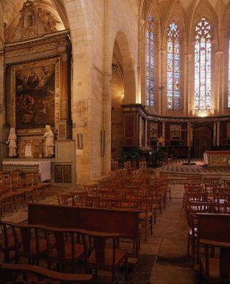 Eglise st pierre interieur