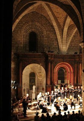 Ensemble Baroque de Toulouse direction Michel Brun