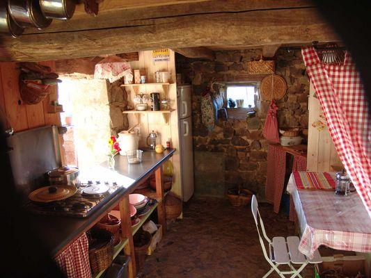 Espace Champetre - St Sylvain-cuisine