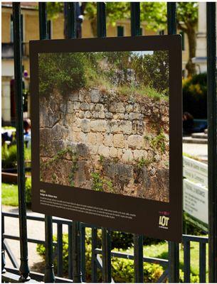 Exposition Murmures, les murs qui parlent