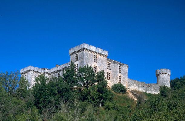 Grézels Château de La Coste