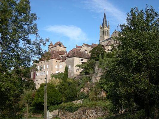 FAYCELLES-église