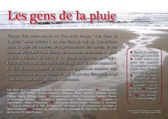 """Spectacle""""Les Gens de la Pluie""""16Mars2013"""