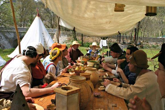 1 Médiévales Rocamadour