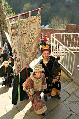 3 Médiévales Rocamadour