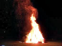 feu de st Jean