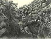 tranchée 1ere guerre mondiale
