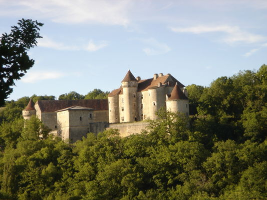 Visite commentée du Château de Vaillac