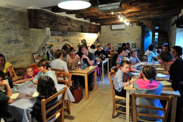 Ferme-Auberge du Mas de Thomas à St-Sulpice_17 © Lot Tourisme - C. ORY