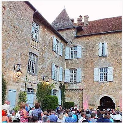 Festival Autour des Cordes château de béduer