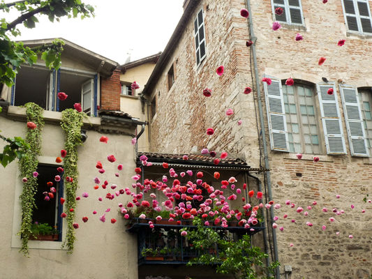 Festival Cahors Juin Jardins--© Lot Tourisme - E. Ruffat