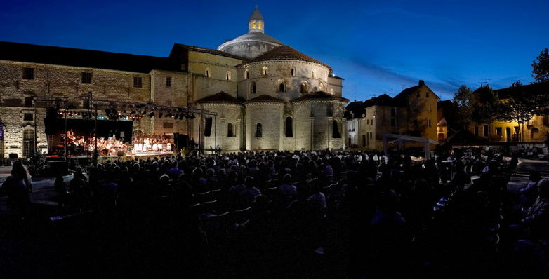 """Festival """"Sim Copans"""" Souillac en Jazz"""