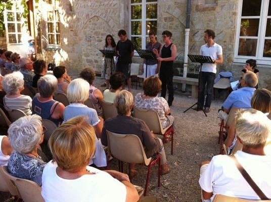 festival de Théâtre Ambiances