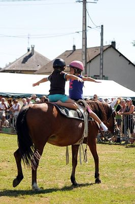 Fête du cheval Saint-Privat 2